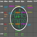 horaris 2016