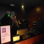 Dj en directe a la Passarel·la Cafè Cantant a Sant Carles de la Ràpita