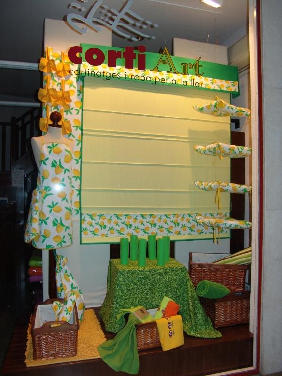 CortiArt - Cortinatges i roba per a la llar