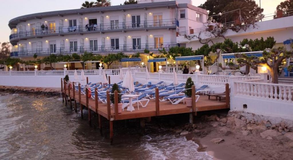 Hotel Juanito Platja La Ràpita