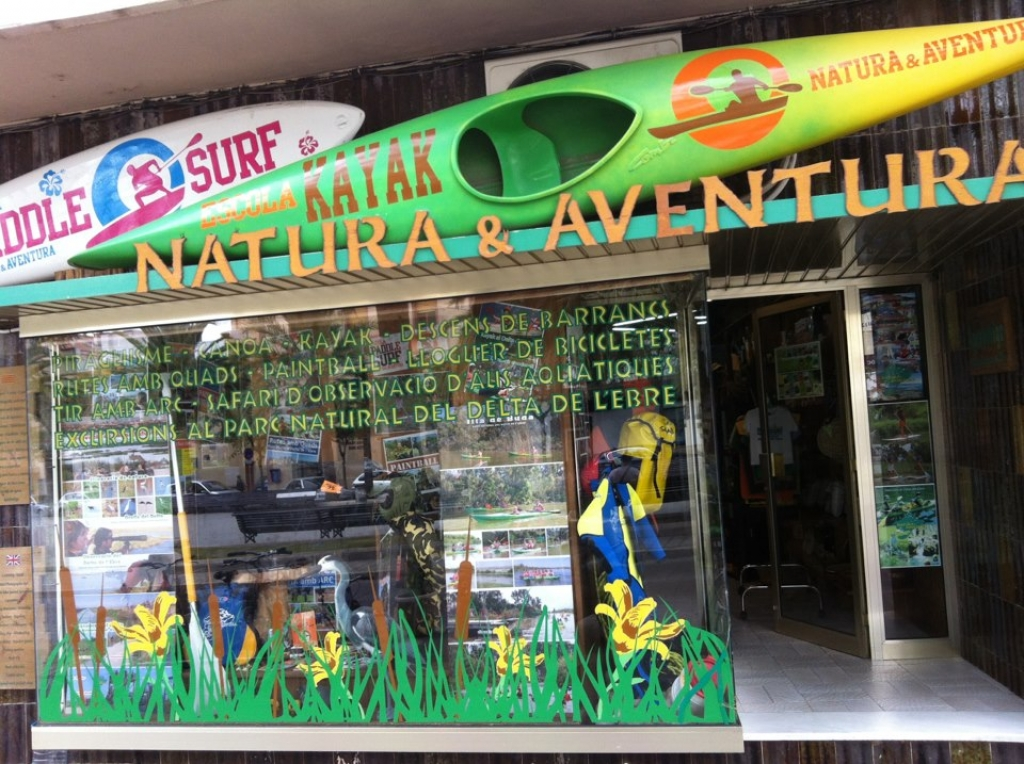 Natura&Aventura, Agrobotiga