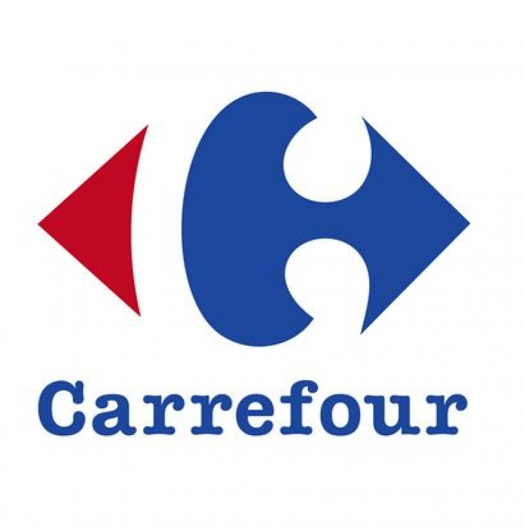 Logotip Carrefour