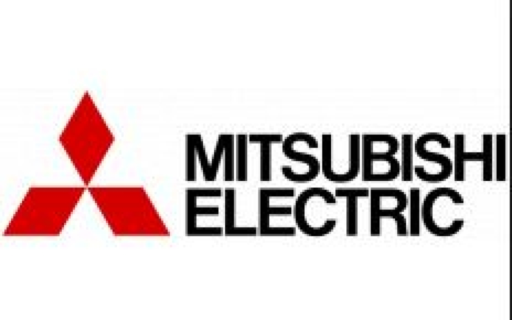 Logotip Mitsubishi Electric